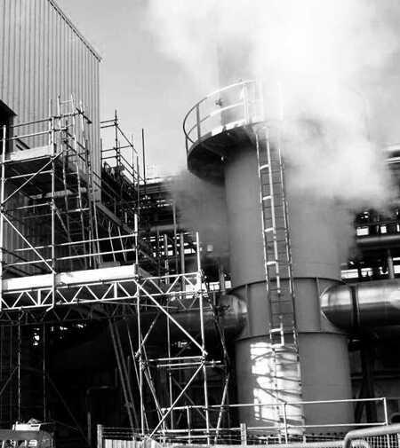 Industrial Scaffold JSS Scaffolding Hampshire & UK